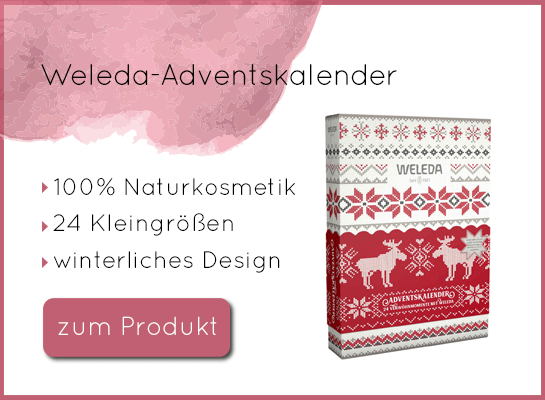 Weleda Adventskalender 2018