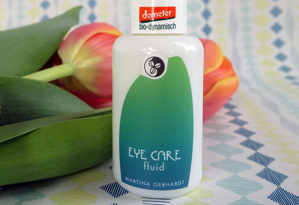 Eye Care Fluid Martina Gebhardt Naturkosmetik