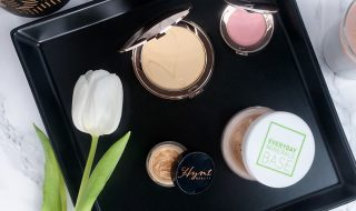 Jane Iredale Foundation und Blush, Hynt Beauty Concealer