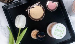 Jane Iredale Foundation und Blush, Hynt Beauty Concealer