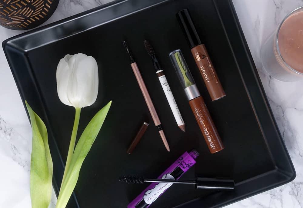 Naturkosmetik Augenbrauen Produkte