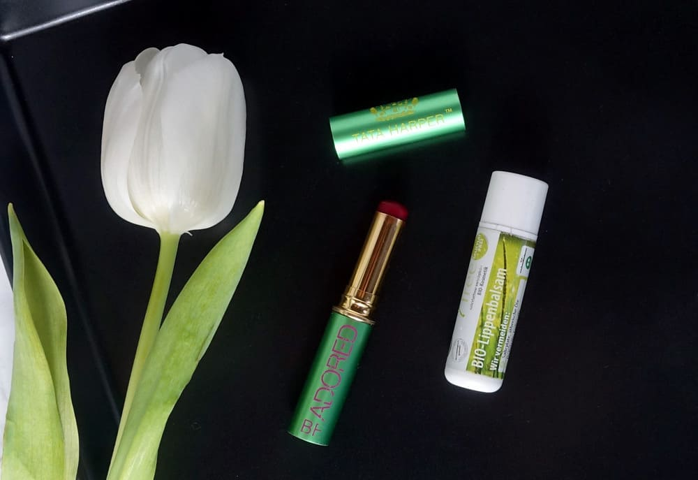 Tata Harper tinted Lipstick mysalifree Lippenpflegestift