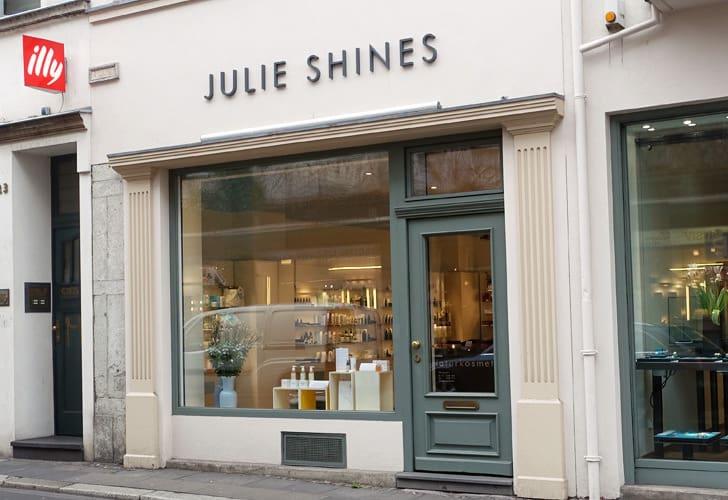 Julie Shines Naturkosmetik Köln