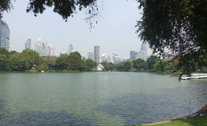Naturkosmetik in Bangkok kaufen