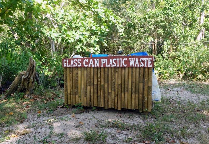 Thailand Mülltrennung