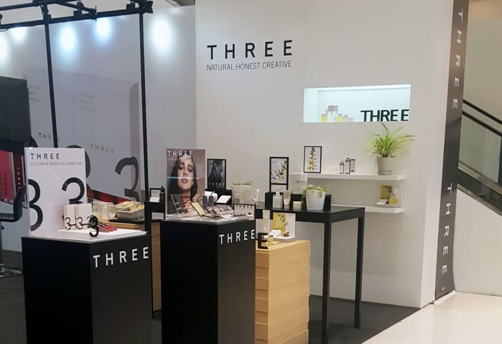 Three Kosmetik Bangkok Siam Paragon