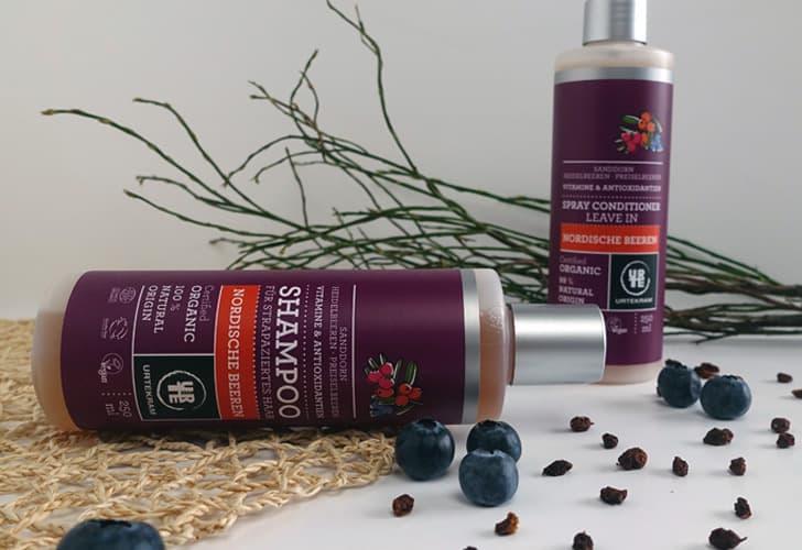 Urtekram Nordische Beeren Shampoo Conditioner