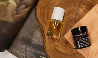 Vetiver Parfum von Abel und Fine Deo