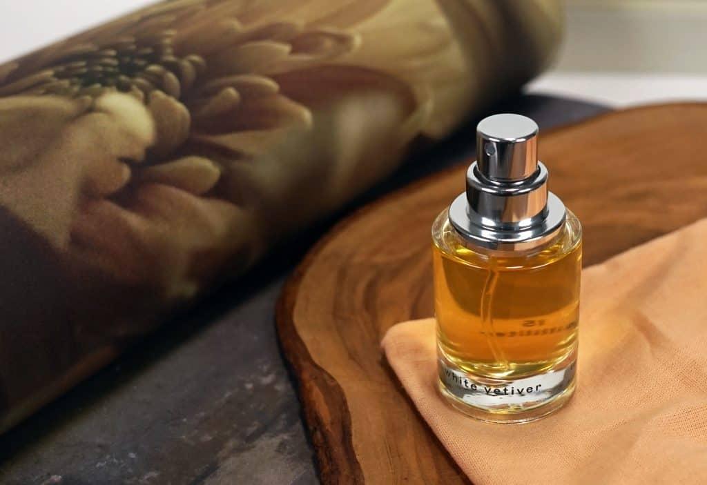 white vetiver Naturkosmetik parfum abel