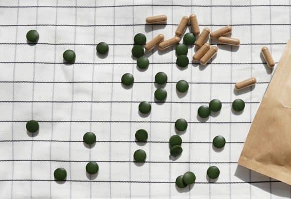 Nahrungsergänzungsmittel – vegan und bio