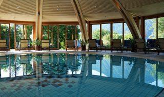 Pool Hotel daberer