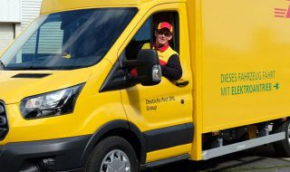 Elektroauto Deutsche Post