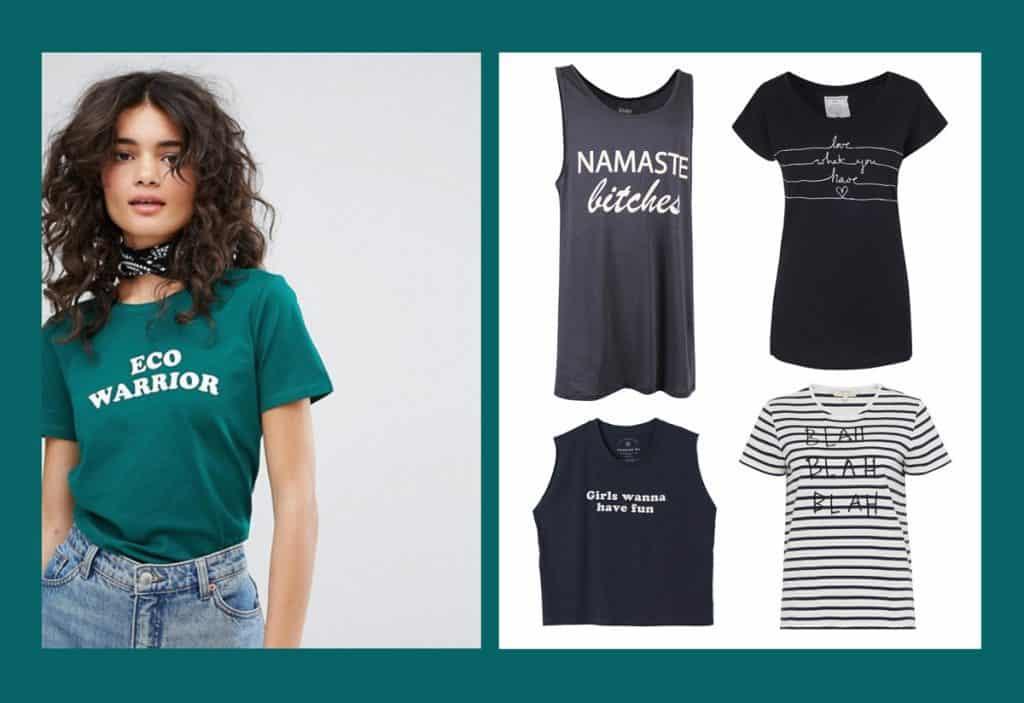 Fair Fashion Statement Shirts