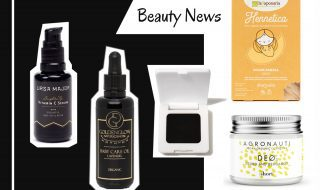 Organic Beauty News
