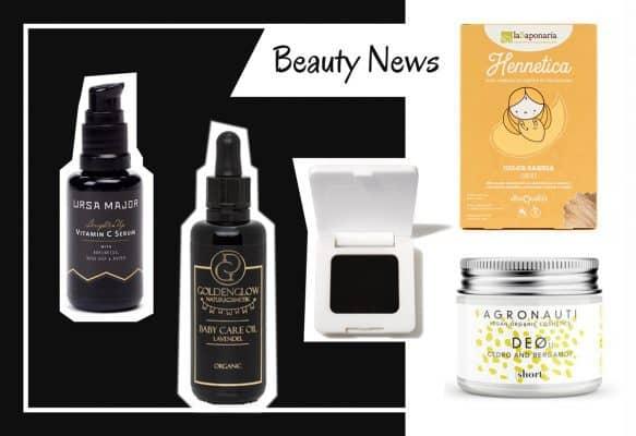 Organic Beauty News