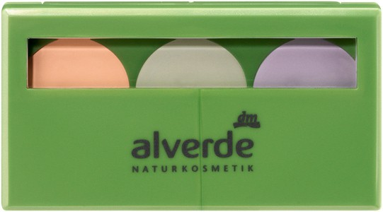Alverde Color Correcting Palette