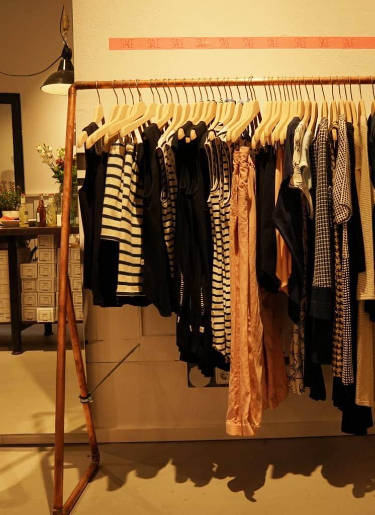 Berliner Geschäft für Grüne Mode