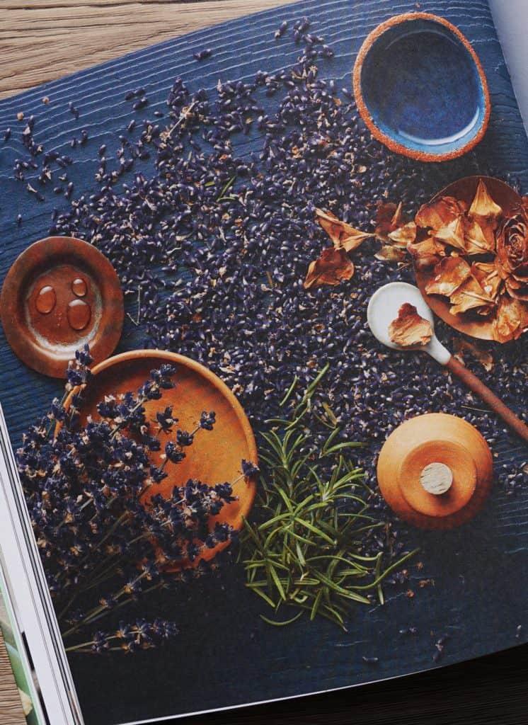 Lavendelblüten-Rezept