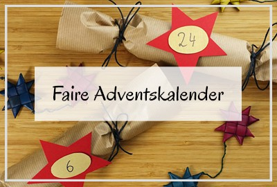 Faire Adventskalender