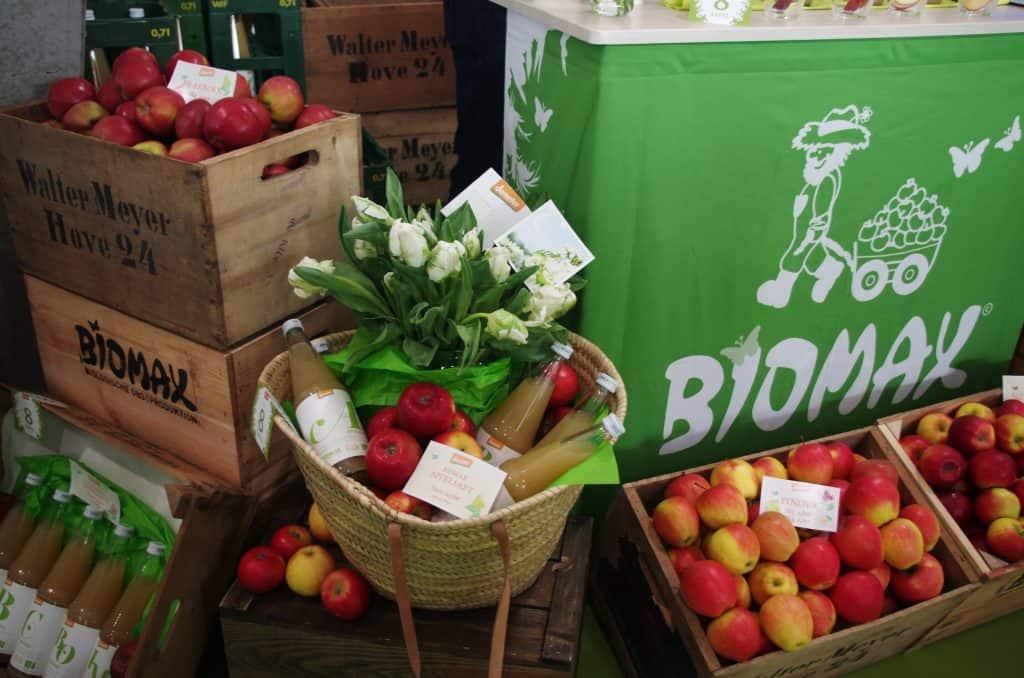 Heldenmarkt Bio-Obst