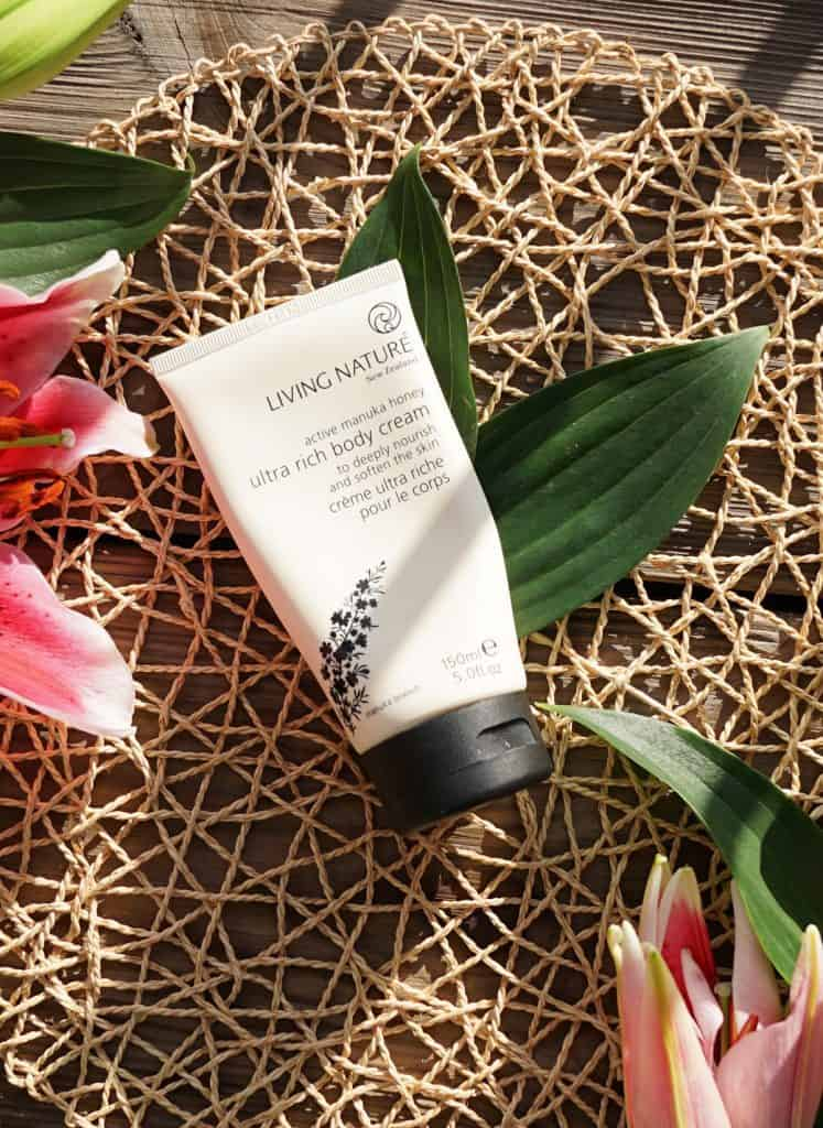 Manuka Bodylotion Living Nature