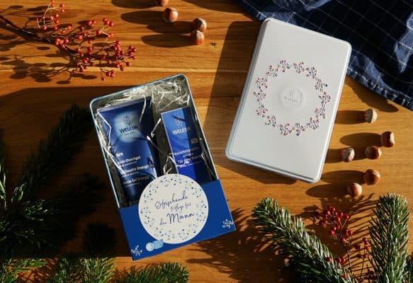 Weleda Men Geschenkset Weihnachten
