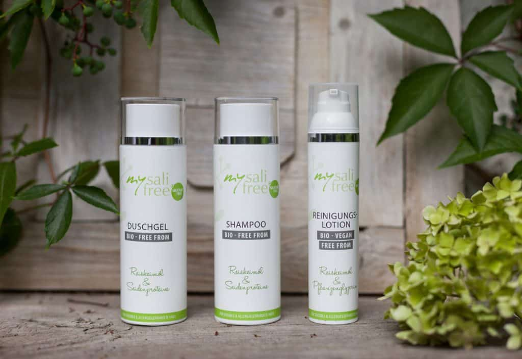 mysalifree Duschgel, Shampoo & Reinigung