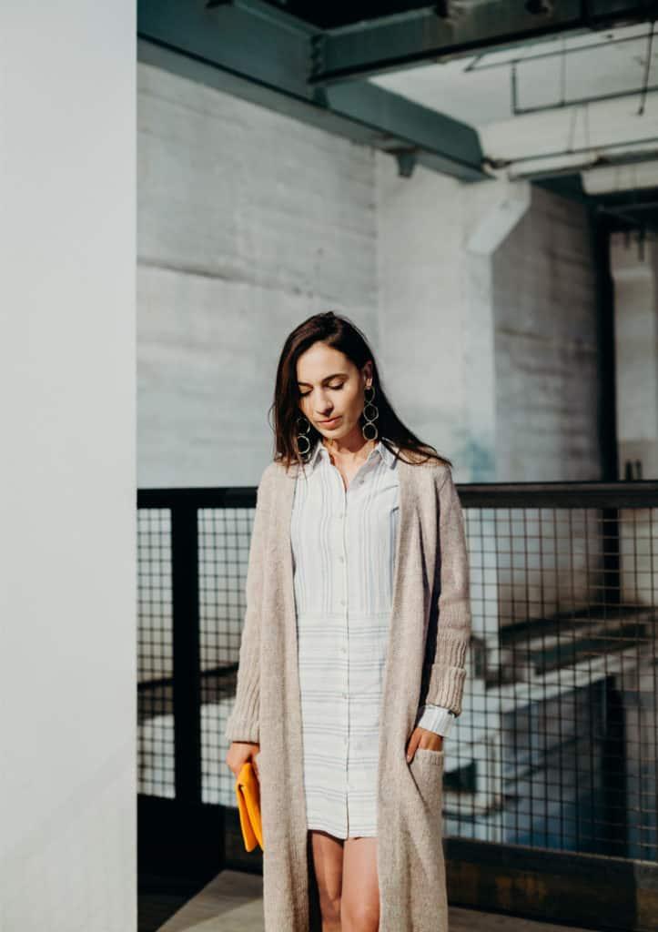 Fair Fashion Outfit Hilar & Studio Jux