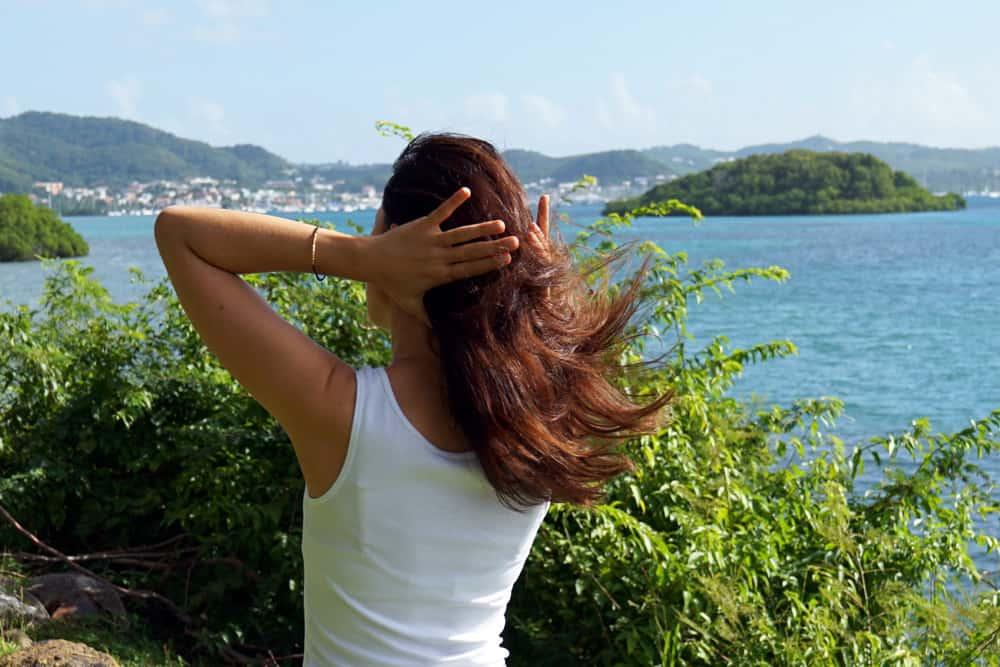 Natürliche Haarspülung mit Leinsamen
