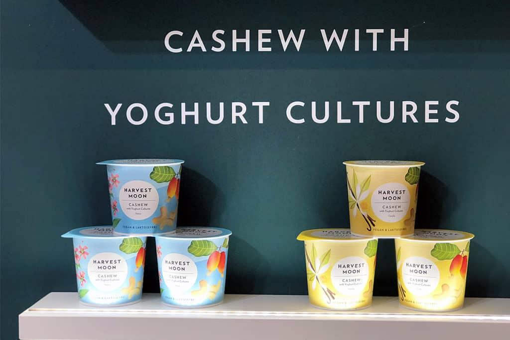Cashew Joghurt Harvest Moon