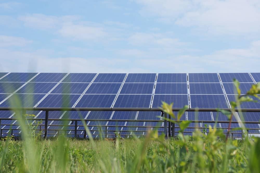 Solaranlage Naturstrom