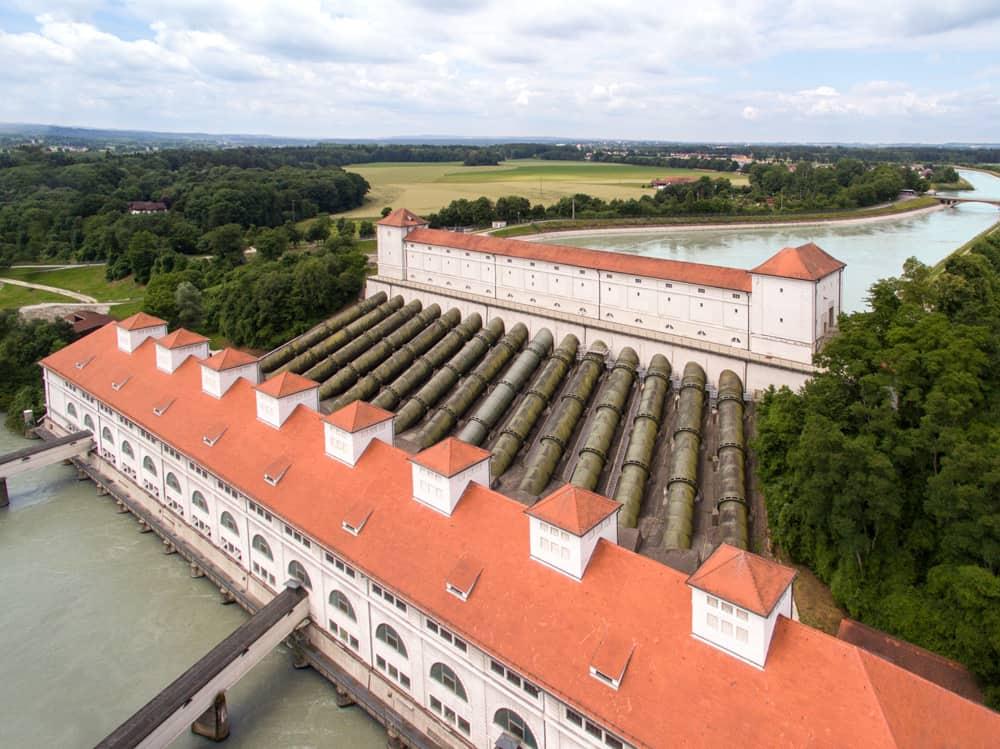 Naturstrom Wasserkraft