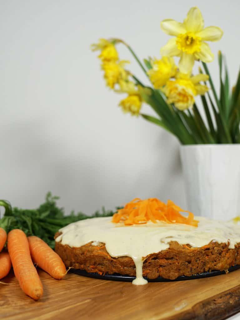 Carrot Cake gesund