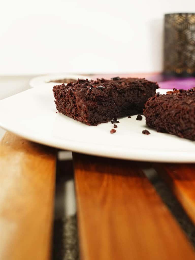 Süßkartoffel-Brownie Rezept