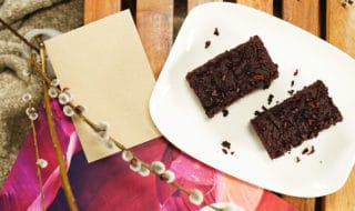 gesunde Brownies