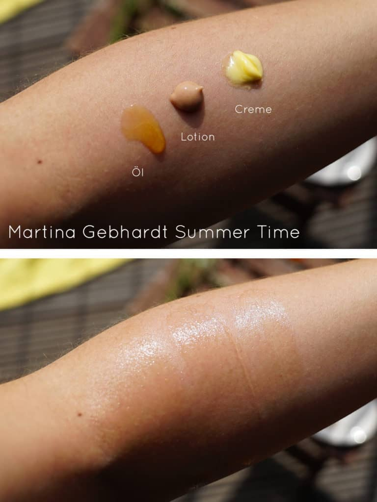 Martina Gebhardt Summer Time im Test