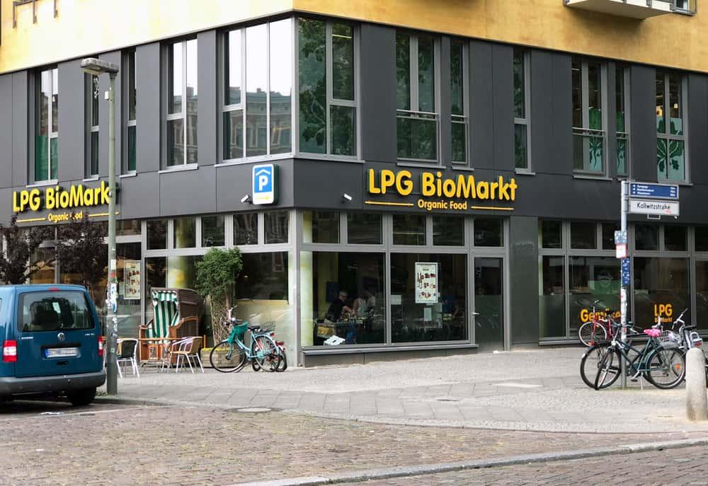 LPG Biomarkt