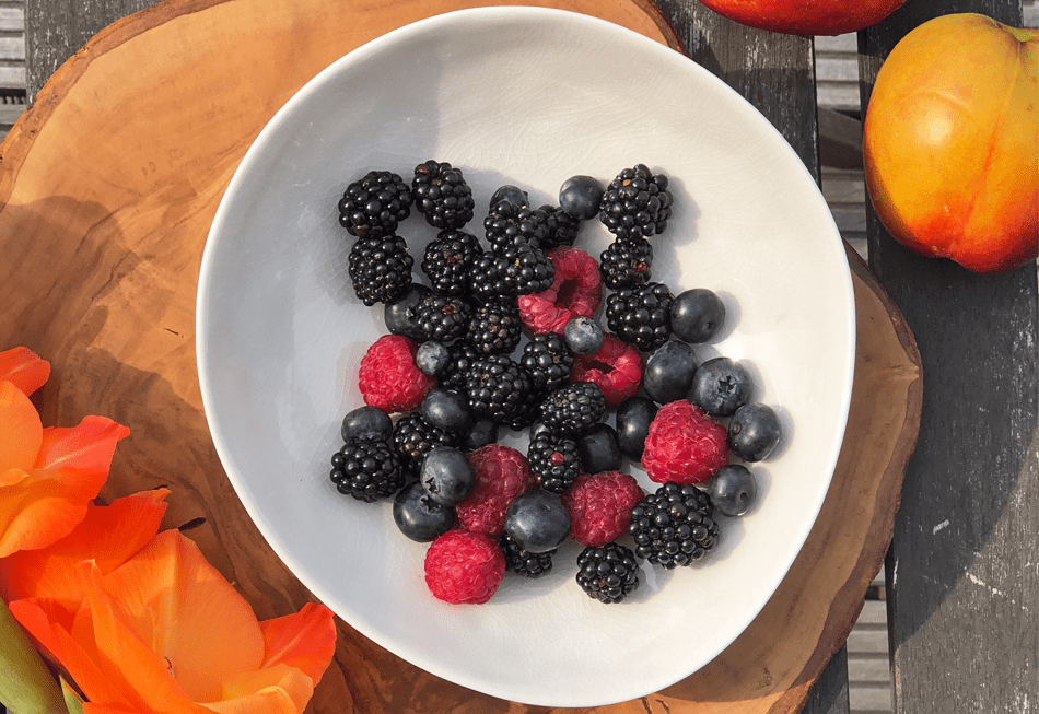 Saisonkalender August Obst