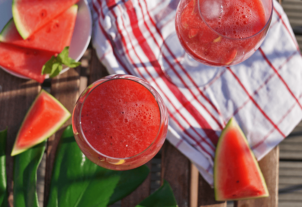 Wassermelonen Shake