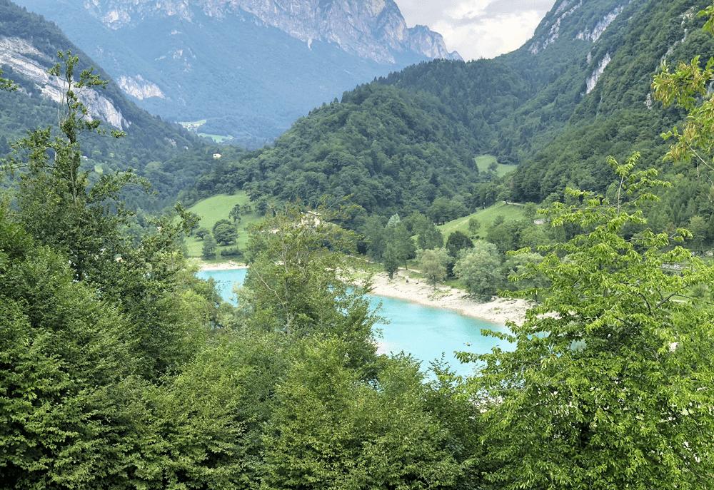Bergsee Tenno