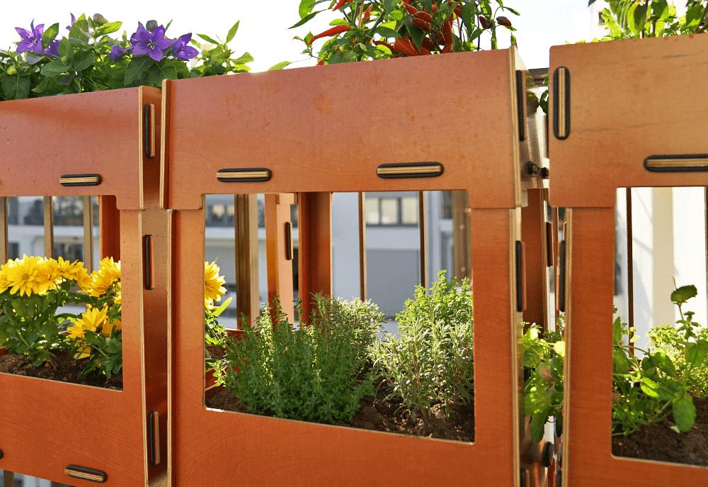 Vertical Garden Balkon