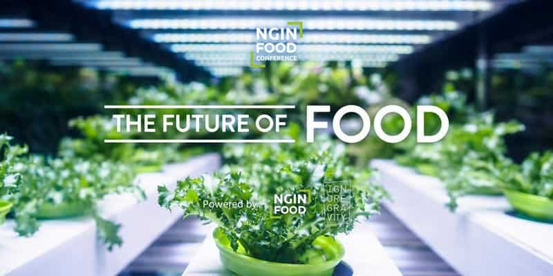 the future of food Konferenz