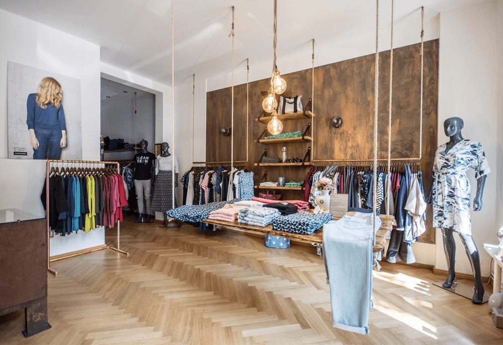 Nachhaltige Mode in Potsdam kaufen