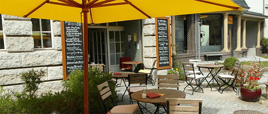 Café Kieselstein Potsdam