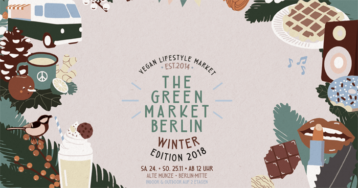 The Green Market Winter Edition