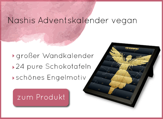 Zotter Adventskalender vegan