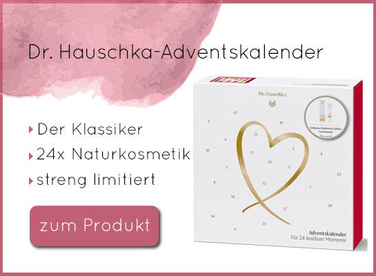 Dr. Hauschka-Adventskalender 2019