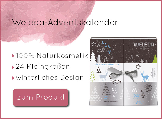 Weleda Adventskalender 2019