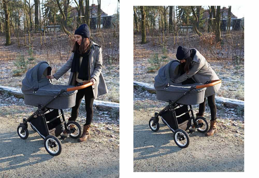 AngelCab Kinderwagen