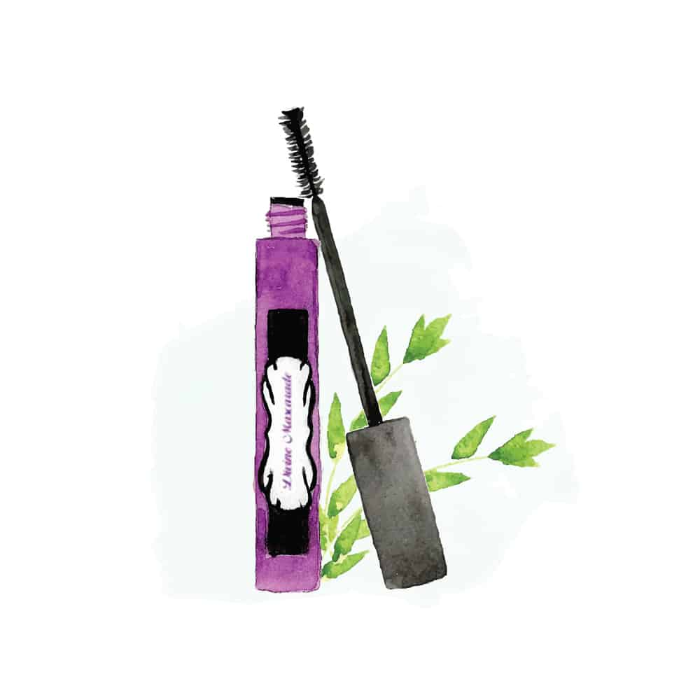 lady green mascara